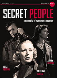 SECRET PEOPLE - Thorold Dickinson