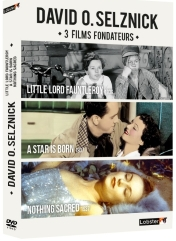 David O. Selznick - Coffret 3 films