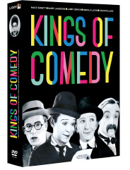 KINGS OF COMEDY - Coffret 4 DVD