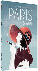Paris la mode - De 1895 à 1960